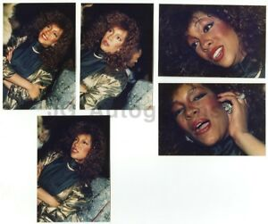 Details about Mary Wilson The Supremes Lot of 5 Original Vintage Peter  Warrack Candid Photos