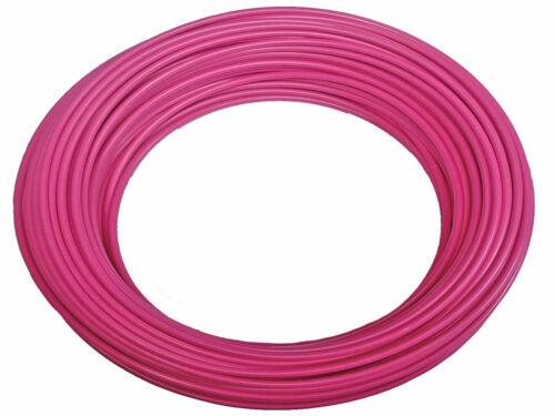 Pink Sheath Teflon D 5mm for Wire Brake//Derailleur bike-motorcycle-Vespa 1 metre