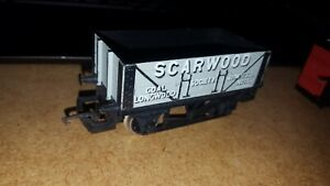 OO-Gauge-model-railway-Hornby-5-Plank-Private-Owners-Wagon-Truck-Rolling-stock