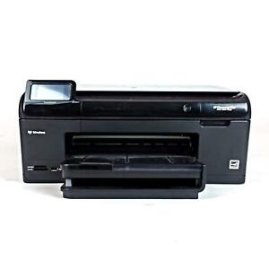 how to connect hp photosmart printer to computer