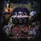 Godspeed on the Devil's Thunder [PA] by Cradle of Filth (CD, Oct-2008, Roadrunner Records)