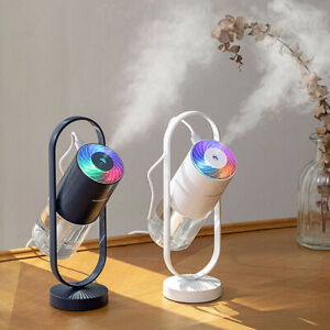 Arome-Diffuseur-Huiles-Essentielles-200ml-USB-Humidificateur-Ultrasons-Aromather