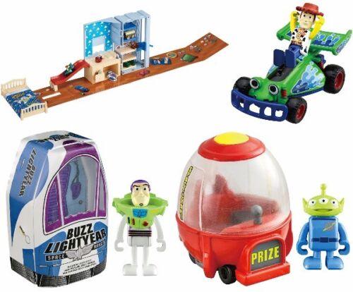 Toy Story Transformed À Andy Chambre ! Woody Rc Buzz L'éclair Vaisseau Spatial