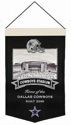 FleißIg Dallas Cowboys Stadium Stadion Wall Banner,60 Cm !!,nfl Football,neu, Die Neueste Mode