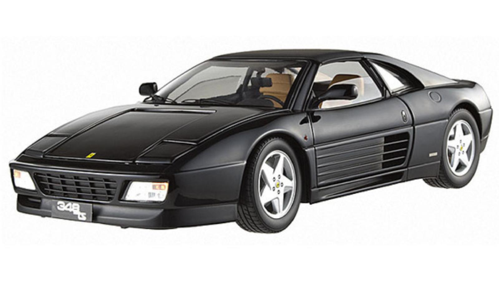 1 18 Ferrari 348 TS 1989 1 18 • Hot Wheels X5481