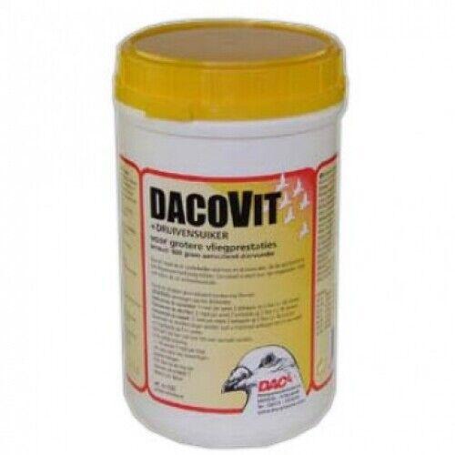 Dacovit + Dextrose 600 Gr