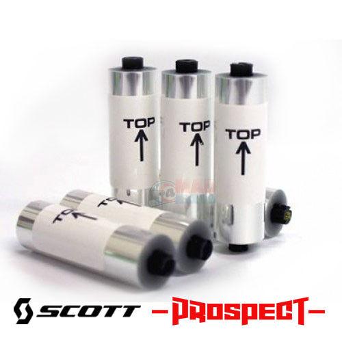Rnr Roll Off Film per Scott Prospect 50mm Wfs Occhialini 6 Confezione