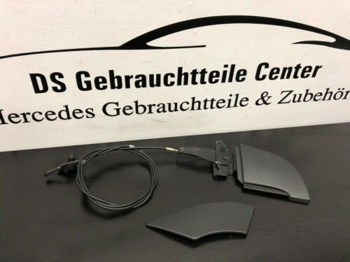 Mercedes CLK W208 Cabrio Verdeckklappe Scharnier Abdeckung Deckel Seilzug Orig