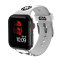 thumbnail 1 - MobyFox Star Wars Stormtrooper Apple Watch White 42mm, 44mm Band ST-DSY42STW2002