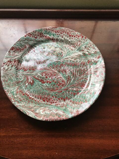juliska holiday firenze charger plate 14 new - Christmas Charger Plates