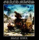 Iron Will by Grand Magus (CD, Jun-2012, Metal Blade)