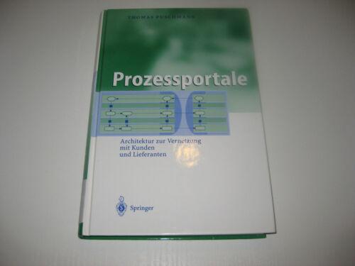 1 von 1 - Prozessportale von Thomas Puschmann (2004)