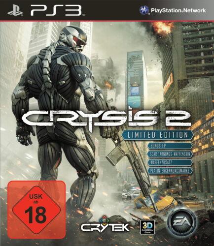 1 von 1 - Crysis 2 PS3 - Limited Edition - NEU & OVP