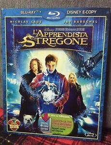 L-039-Apprendista-Stregone-Blu-Ray-Disney-E-Copy-in-Slipcase-nuovo-Sigillato-N