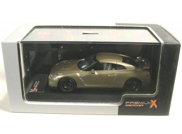 Nissan GT-R 45th Anniversary Anniversary Anniversary gold Edition (silica brass) 2015 be747e