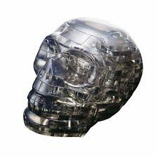 3D Crystal Puzzle - Schädel – 49 Teile