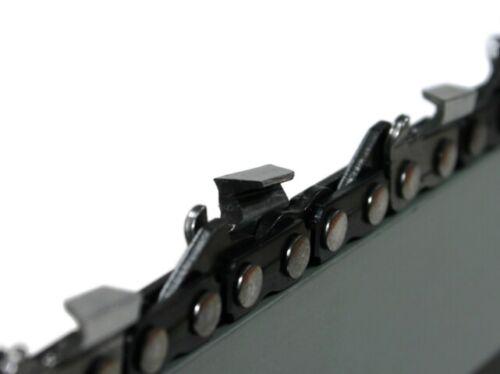 """Sägenspezi Vollmeißel Sägekette 60TG 40cm 3//8/"""" 1.6mm passend für Stihl E20 MSE22"""