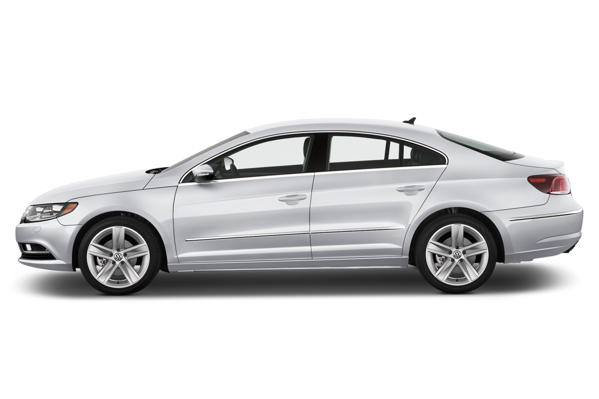Volkswagen CC side view