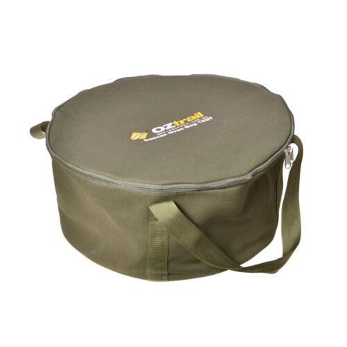 Oztrail Canvas Camp Oven Bag for 2~2.5 Quart