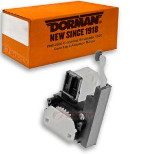 Dorman Rear Left Door Lock Actuator Motor for Ford F-350 Super Duty la