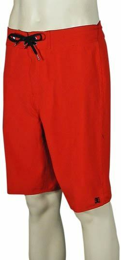 DC Voltage Boardshorts - Red - New