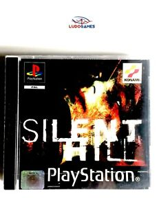 Silent-Hill-Psx-PS1-Scelle-Videojuego-PLAYSTATION-Pal-Eur-Produit-Nouveau