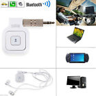 Bluetooth Music Audio Stereo Adapter Receiver for Car AUX Speaker MP3 Headset