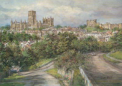 England Modern United Kingdom Art Postcard Gloucestershire Stow-On-The-Wold