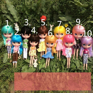 Beautiful Blythe Doll From Factory+Beautiful Hair Great Birthday Gift For Kids
