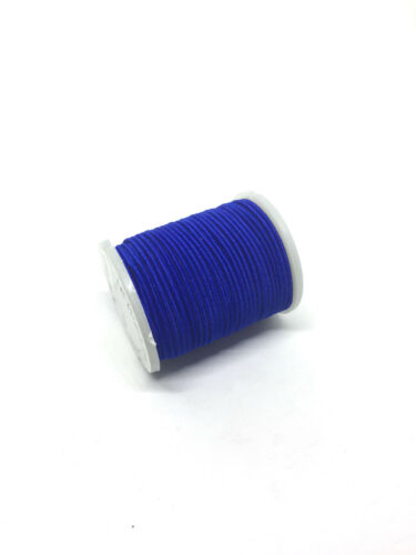 5m 3m Elastik Band 1mm dick Schnur Band Schmuckherstellung Nylon Stretch Kordel