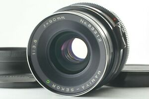 Quasi-Nuovo-Con-Cappuccio-Mamiya-Sekor-C-90mm-f-3-8-per-RB67-Pro-S-dal-Giappone-540-SD