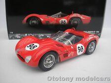 Maserati Tipo 61 #98 Times Mirror GP 1960 CARROLL SHELBY 1/18 MINICHAMPS NEW