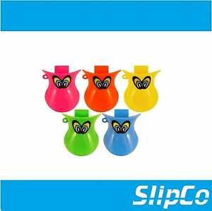 x5 Duck Whistle Kids Boys Girls Pinata Toy Loot/Party Bag Fillers Wedding/Kids Party Supplies