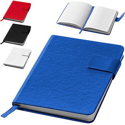Notebook per Appunti Junior Litera 80 Fogli A6 a Righe Block Notes Magnetico
