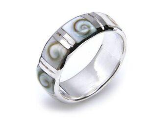 Tribal-Spirit-Ring-Shivaauge-Edelstahl-Bandring-Shivaeye-schmuckrausch