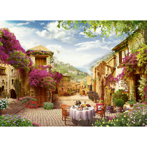 DIY Paint by Numbers Kits Acrylic Painting by Number On Canvas Sicilian House US