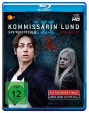 5 DVDs * KOMMISSARIN LUND / DAS VERBRECHEN - STAFFEL 3 # NEU OVP