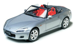 Tamiya-24211-1-24-Scale-Model-Sports-Car-Kit-Honda-S2000-Roadster-AP1-NIB