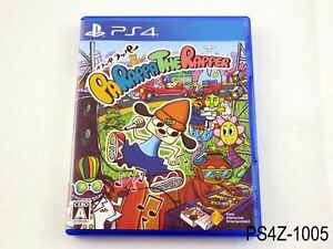 Parappa-the-Rapper-Playstation-4-Japanese-Import-JP-version-PS4-US-Seller-A