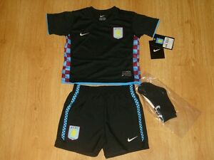 Aston Villa Baby Socks