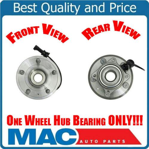 REAR Wheel Bearing Hub Assembly 512440 W ABS Sensor Fits 10-16 Equinox 1