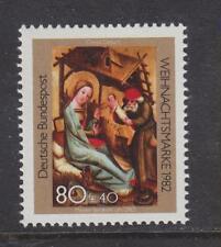 WEST GERMANY MNH STAMP DEUTSCHE BUNDESPOST 1982 NATIVITY  SG 2011