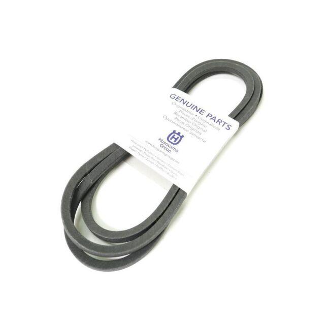 COURROIE RIDER PROFLEX HUSQVARNA ORIGINE REF 506675001