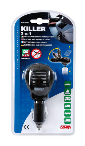 12//24V LAMPA ELECTRIC ANTI MOSQUITO DEVICE