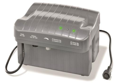 20 Watt Solarpumpe Teichpumpe Tauchpumpe Gartenteich Pumpe Akku Batterie NEU **