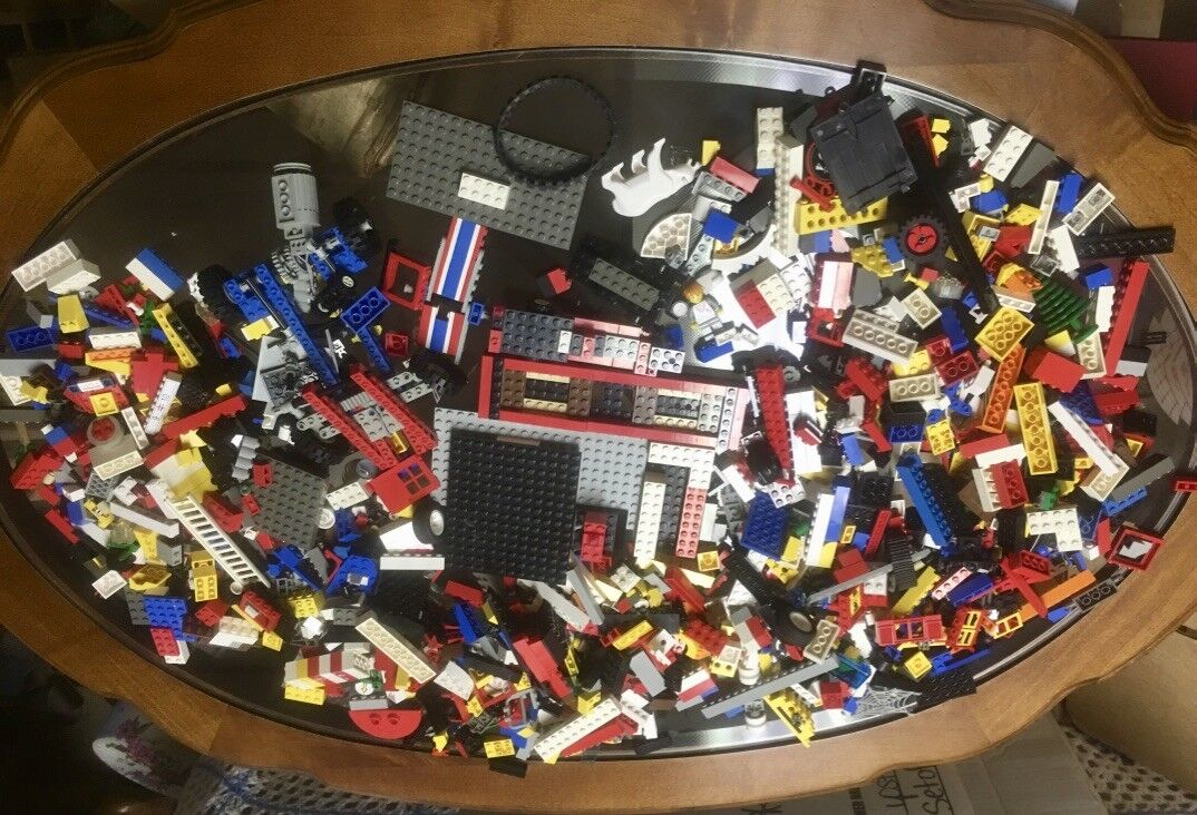 6 lbs Pounds Lego Parts Pieces from a local estate estate estate HUGE WHOLESALE BULK LOT 7cb818