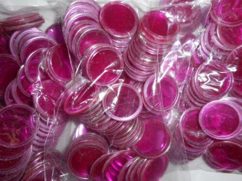 200 PURPLE MAGNETIC BINGO CHIPS WITH A PURPLE MAGNETIC BINGO WAND