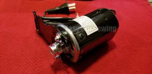 Universal AC//DC Electric Sewing Machine Motor 250 Watts 1.5 AMP Kenmore Pfaff