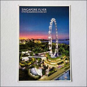 Singapore-Flyer-Postcard-P402