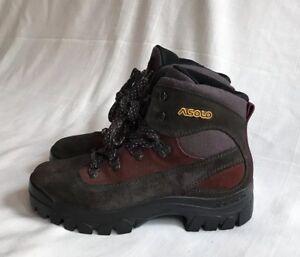 64dc8af4996 Details about Asolo Quartz GV Gore-Tex Women's Multi-Color Lace Up Hiking  Boots - Size 6.5